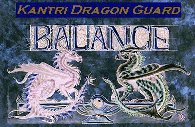 'Balance' by KantriDragonGuard