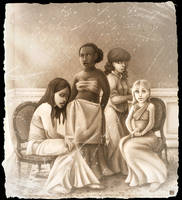 Girls of the Manor by tigrin
