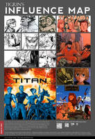 influence map meme by tigrin