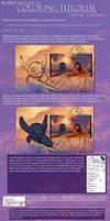 Sai Coloring Tutorial: Part 3 by tigrin
