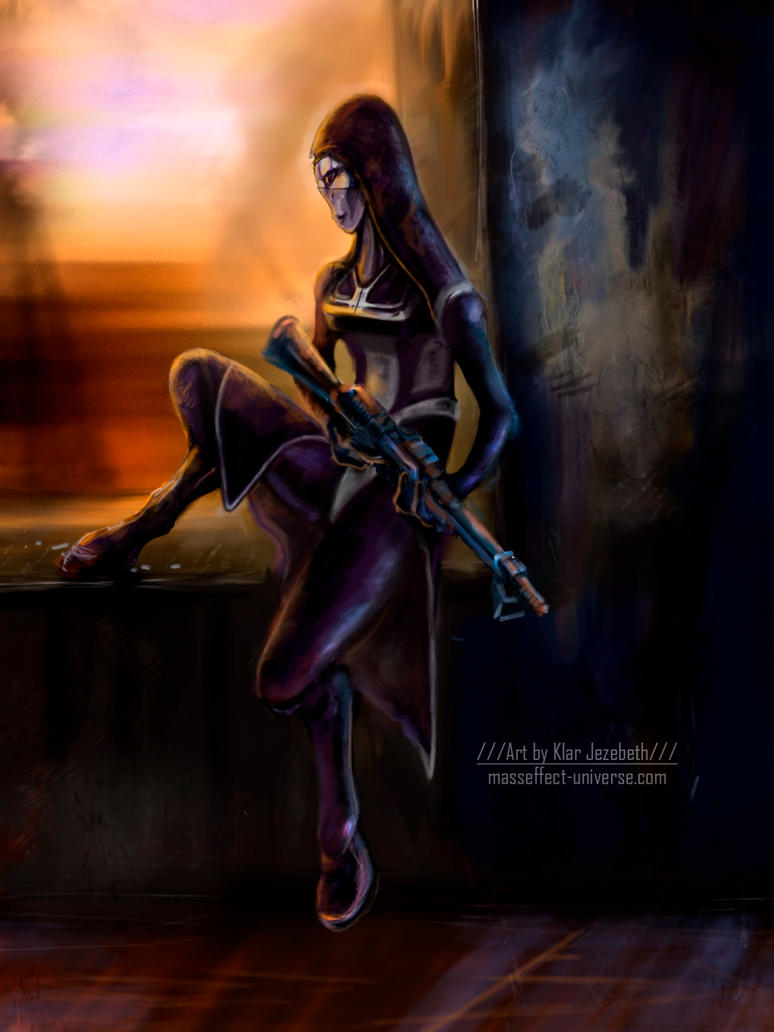 Awaiting (Hier kommt die Sonne) by Klar-Jezebeth
