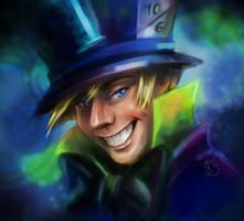 Mad Hatter by Klar-Jezebeth