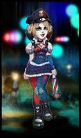 Arkham Knight: Harley Quinn