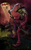 the Scarecrow by Klar-Jezebeth