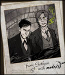 Oswald and Jonathan