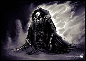 Gravelord Nito by Klar-Jezebeth