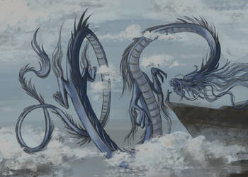 Dragon Zen by Tindhelm
