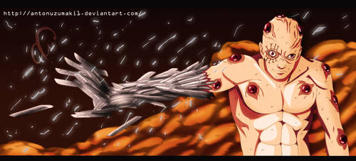 NARUTO GAIDEN 700+9 /SHIN UCHIA by antonuzumaki1