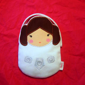 Custom Princess Leia Fambee