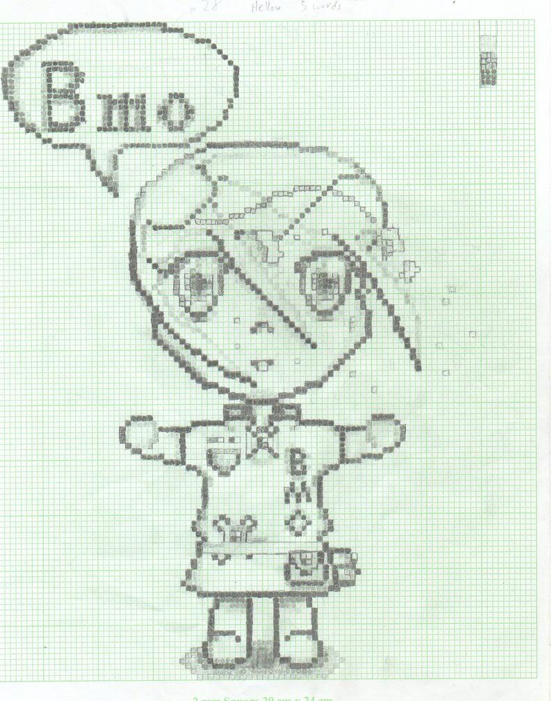BMO Pixels! by CygnusAquila