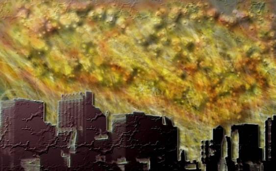 city of disease