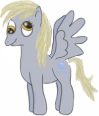 Derpy Doodle by TheMusesSong