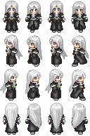 Sephiroth for RPG MAKER XP by edzet