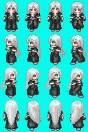 Character 3 frame Sephiroth_for_RPG_MAKER_XP_by_edzet