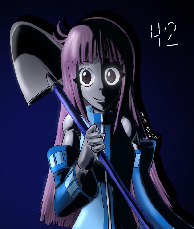 42 Fanart by ninjapink