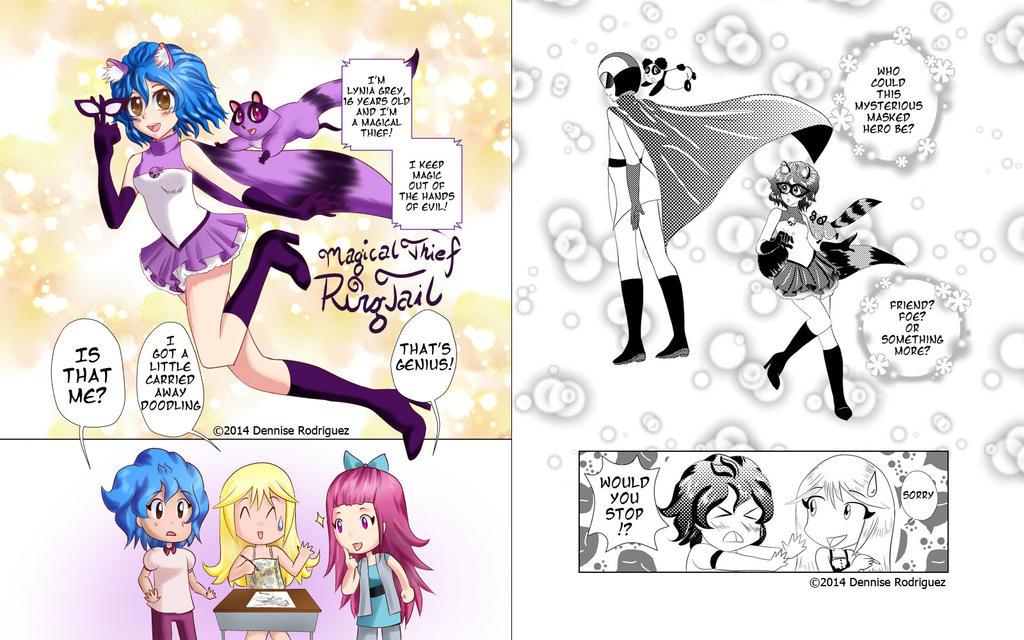 RingTail Ch 12 Bonus Comic by ninjapink