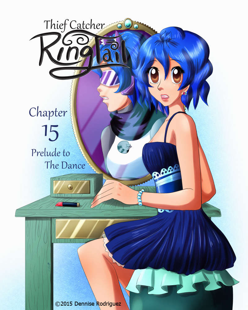 Thief Catcher RingTail Ch15 Cover by ninjapink