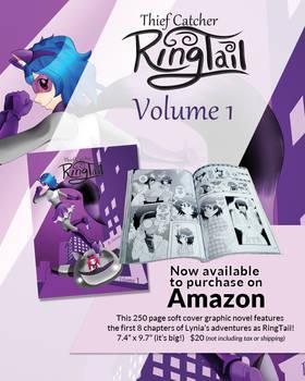 Thief Catcher RingTail Volume 1