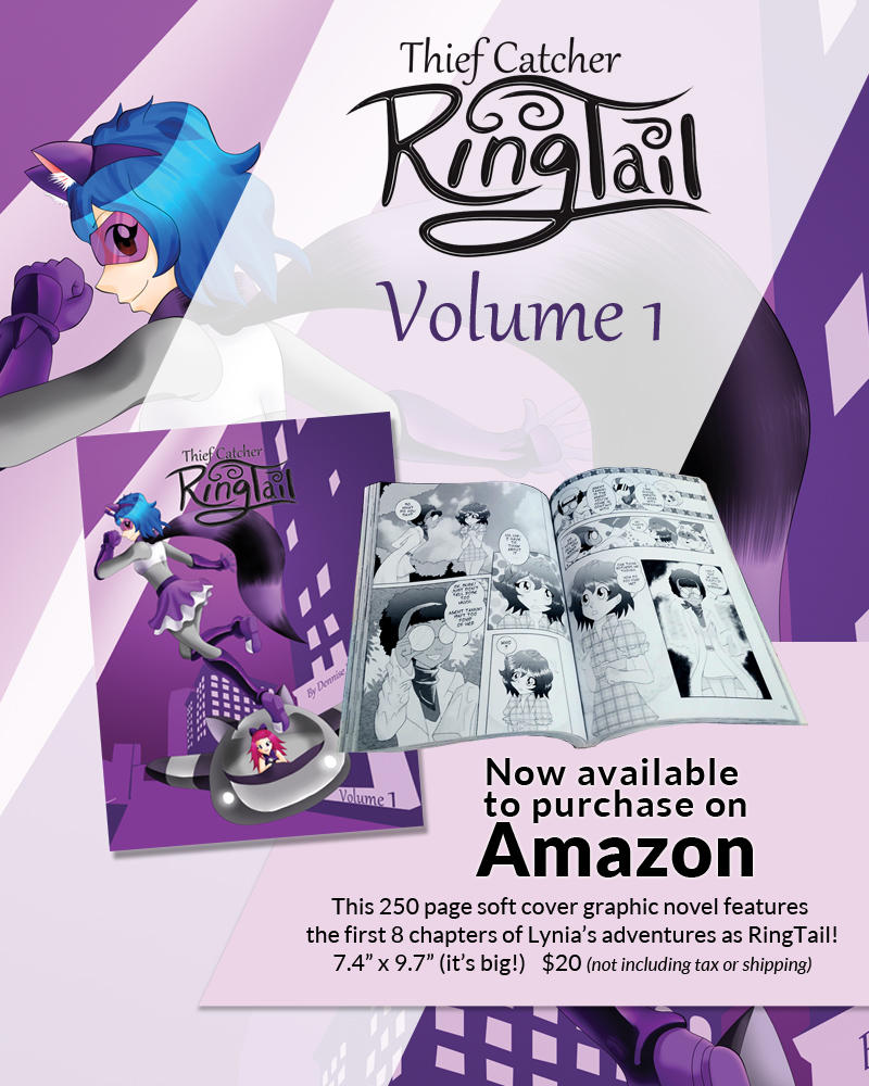 Thief Catcher RingTail Volume 1