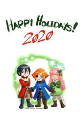 Dragon Princess Christmas 2020