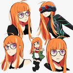 Futaba Doodles