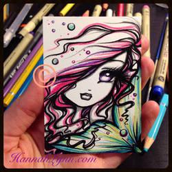 Sketch Card 41-OOAK