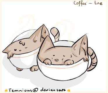 Coffeelines by Temmious