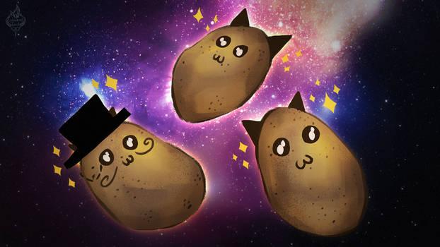 Potato Gods - Masters Of The Universe