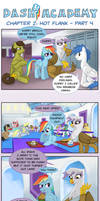 Dash Academy Chapter 2 - Hot Flank #4