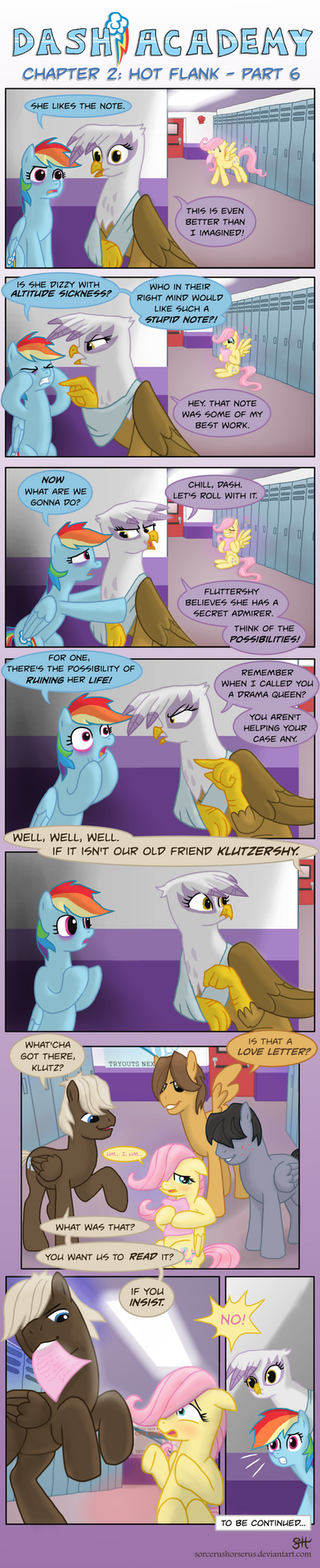 Dash Academy 2-Hot Flank Part6 by SorcerusHorserus