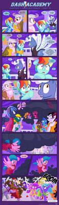 Dash Academy 4- Starlight Dance 13 by SorcerusHorserus