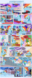 Dash Academy 5- Old Friends, New Friends 5 by SorcerusHorserus