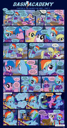 Dash Academy 6- The Secrets We Keep 11 by SorcerusHorserus