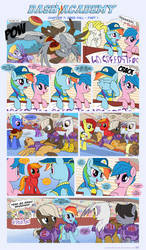 Dash Academy Chapter 7 - Free Fall #1
