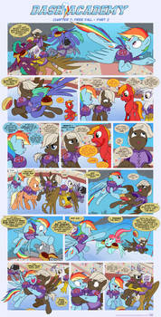 Dash Academy Chapter 7 - Free Fall #2