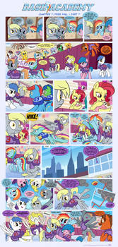 Dash Academy Chapter 7 - Free Fall #7