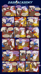 Dash Academy Chapter 7 - Free Fall #11 by SorcerusHorserus
