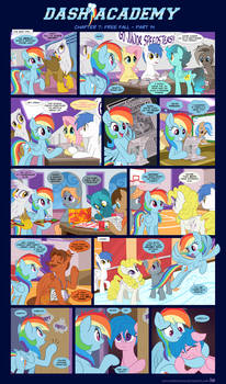Dash Academy Chapter 7 - Free Fall #14