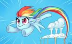 The Fastest Pony Around!