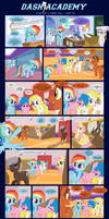 Dash Academy Chapter 7 - Free Fall #19