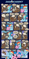 Dash Academy Chapter 7 - Free Fall #21