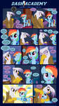 Dash Academy Chapter 7 - Free Fall #23