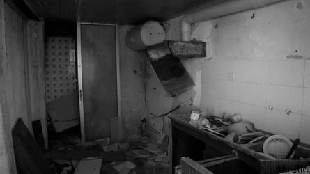 Forsaken House XIV by AdaEtahCinatas