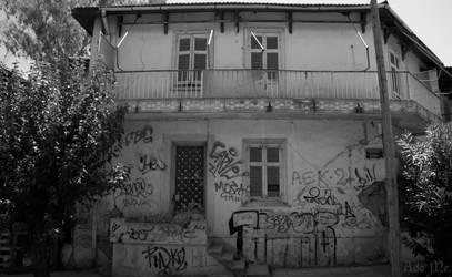 Another Old House by AdaEtahCinatas