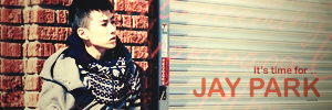Jay Park banner by Panori