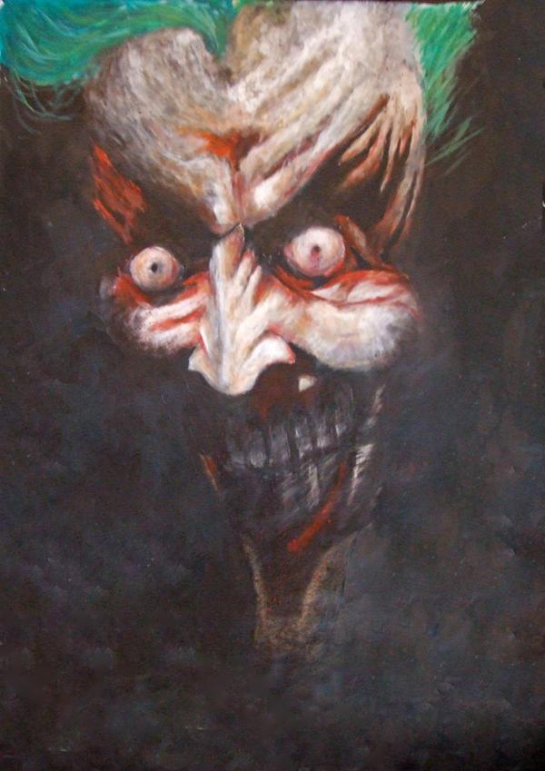 Arkham Joker 2 by ronankelly