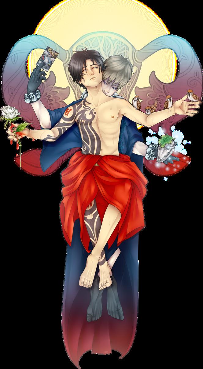 The Flower of Carnage by yamashta