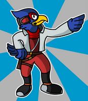 Super Smash Bros. | Falco by linkniak