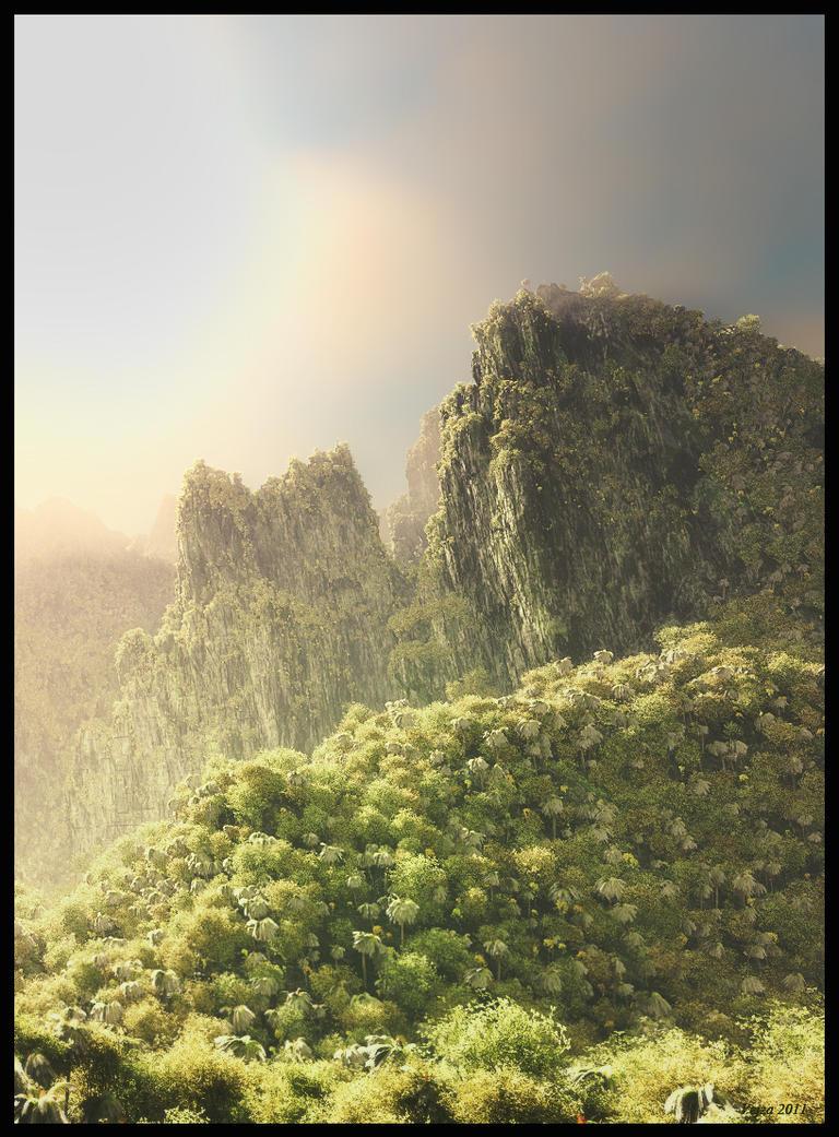 High Dawn by Vejza