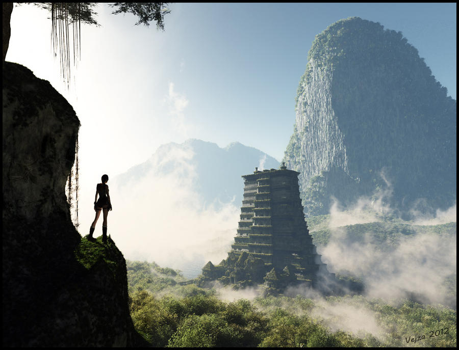 Adventure Fix by Vejza